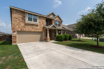 New Braunfels Single Family Home New: 1845 Sunspur Rd