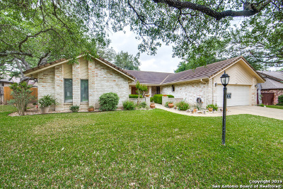 San Antonio Single Family Home New: 1727 Fawn Crest