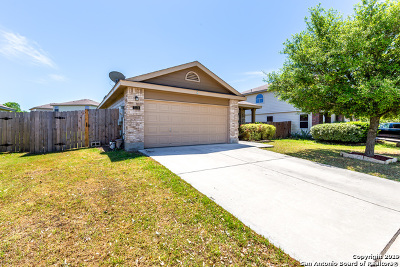 New Braunfels Single Family Home New: 3338 Morning Quail