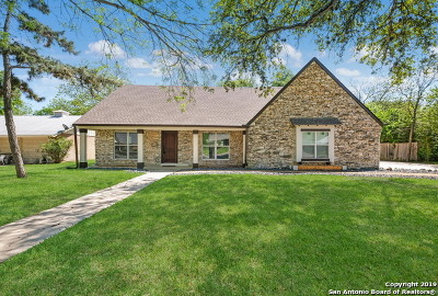 San Antonio Single Family Home New: 450 Spaceway Dr