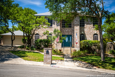 San Antonio Single Family Home New: 13307 Queensland