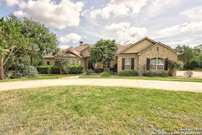 New Braunfels Single Family Home Active Option: 763 Cambridge Dr