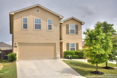 San Antonio Single Family Home New: 11511 North Peak