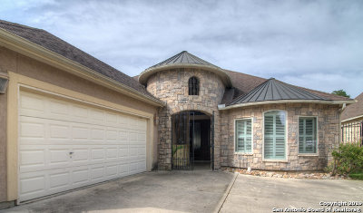 New Braunfels Single Family Home New: 2615 Wilderness Way