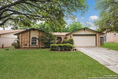 San Antonio Single Family Home New: 6106 Windbrooke St