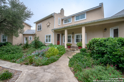 San Antonio Single Family Home New: 23180 Hanging Oak