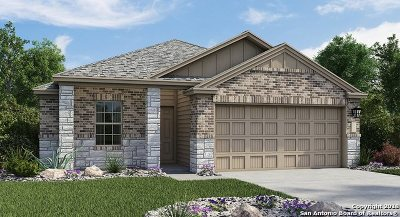 Converse Single Family Home New: 3614 Carducci Dr