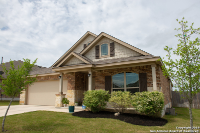 New Braunfels Single Family Home New: 904 High Plains