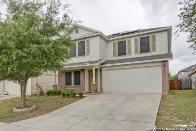 San Antonio Single Family Home New: 8427 Stone Chase