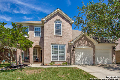 San Antonio Single Family Home New: 1319 Durbin Way