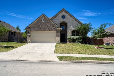 Schertz Single Family Home New: 600 Livingston Dr