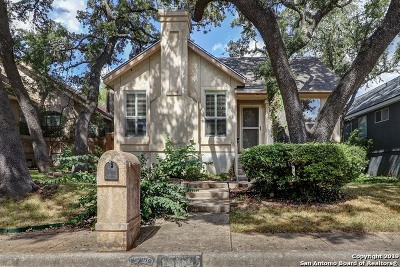 San Antonio Single Family Home Back on Market: 16915 Brookwood