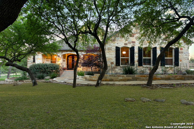 Boerne Single Family Home New: 83 Horizon Crst