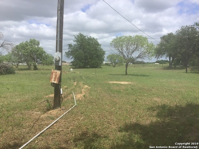 La Vernia Residential Lots & Land For Sale: 231 Gonzales Ln
