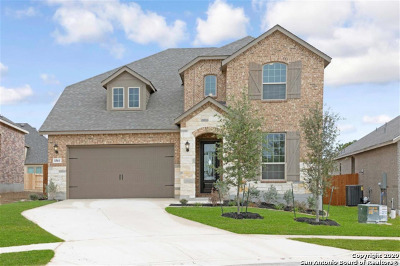 New Braunfels Single Family Home New: 1561 Las Fontanasa