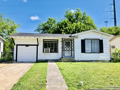 Single Family Home New: 1336 Onslow St