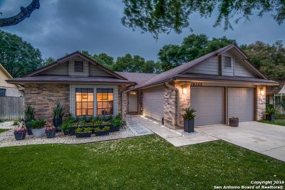 San Antonio Single Family Home Active Option: 16223 Canyon Shadow