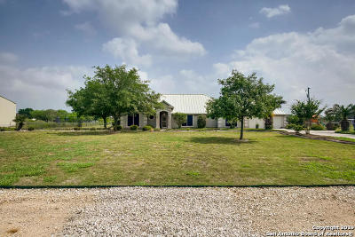 Guadalupe County Single Family Home Price Change: 1205 Cody Ln