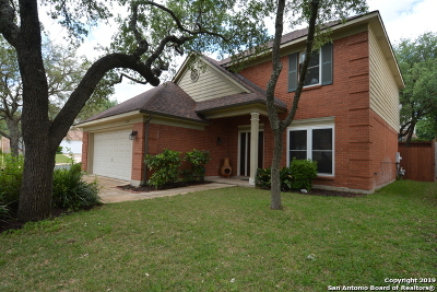 Bexar County Single Family Home New: 1603 Kingsbridge