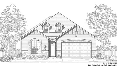 New Braunfels Single Family Home New: 1551 Founders