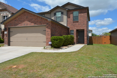 Single Family Home Active Option: 10239 Maple Rnch