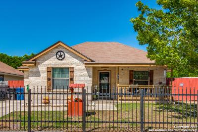 San Antonio Single Family Home New: 3003 Durette Dr