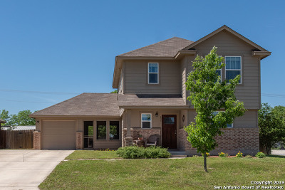 New Braunfels Single Family Home New: 495 Magnolia Wind