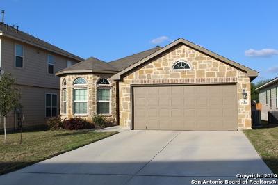 Selma Single Family Home New: 15810 Cardinal Pt