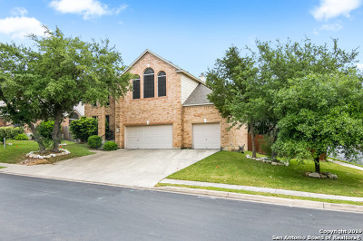 Schertz Single Family Home New: 3901 Arroyo Seco