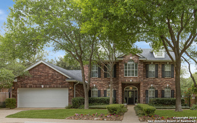 San Antonio Single Family Home New: 16206 Robinwood Ln