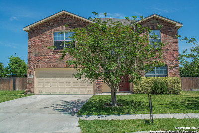 New Braunfels Single Family Home Active Option: 3589 Tilden Trl