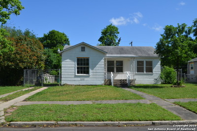 Single Family Home New: 2345 W Huisache Ave