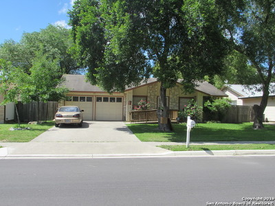 Universal City Single Family Home Active Option: 128 Rifle Gap