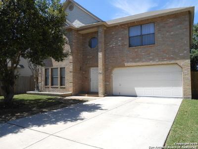 San Antonio Single Family Home New: 11231 Kemble St