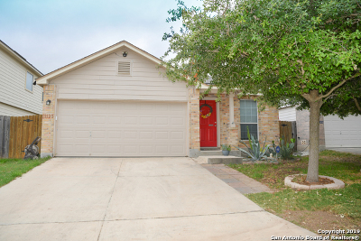 Helotes Single Family Home New: 11123 Dewberry Field