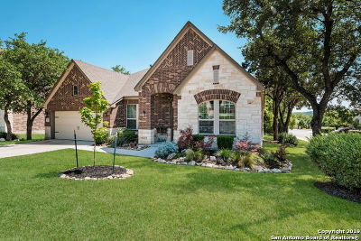 Helotes Single Family Home New: 10538 Alcantara