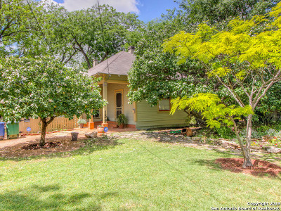 San Antonio Single Family Home New: 139 Wickes St