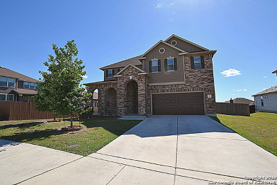 Cibolo Single Family Home New: 213 Landmark Way