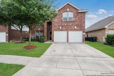 San Antonio Single Family Home New: 9238 Wind Talker