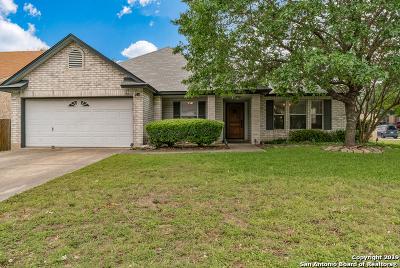 San Antonio Single Family Home New: 2802 Redriver Hill