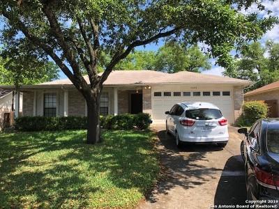San Antonio Single Family Home New: 9255 Ridge Wind