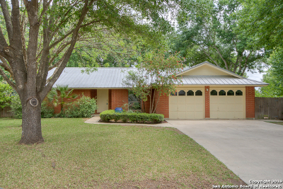 Seguin Single Family Home Active Option: 301 Westbend Circle