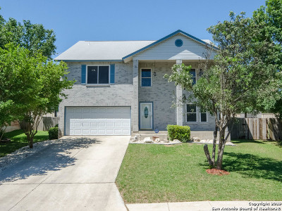 San Antonio Single Family Home New: 18719 Corporate Woods Dr