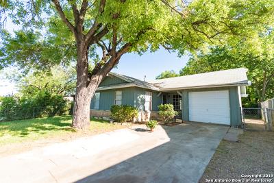 San Antonio Single Family Home New: 1026 S Brownleaf St
