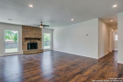 San Antonio Single Family Home New: 1067 Frost Fire