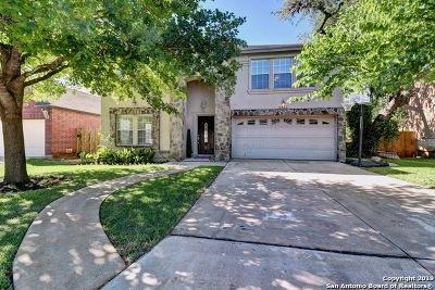 San Antonio Single Family Home New: 2258 Creekside Bend