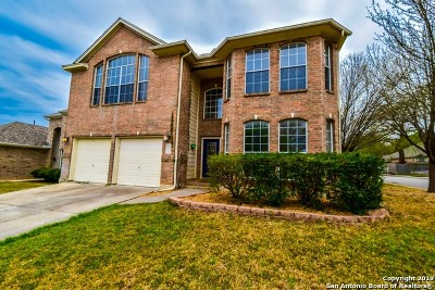 San Antonio Single Family Home New: 6430 Jade Meadow