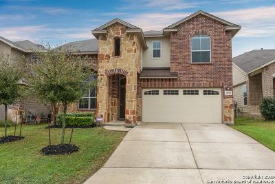 San Antonio Single Family Home New: 10918 Mustang Oak Dr