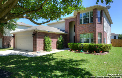 Schertz Single Family Home New: 1528 Rainy Brook