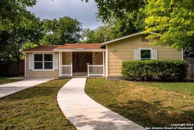 San Antonio Single Family Home New: 243 Brees Blvd